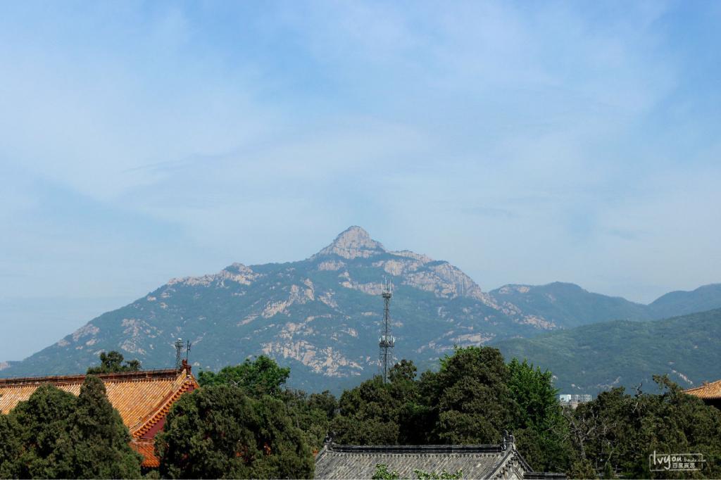 泰山风景动态图片大全