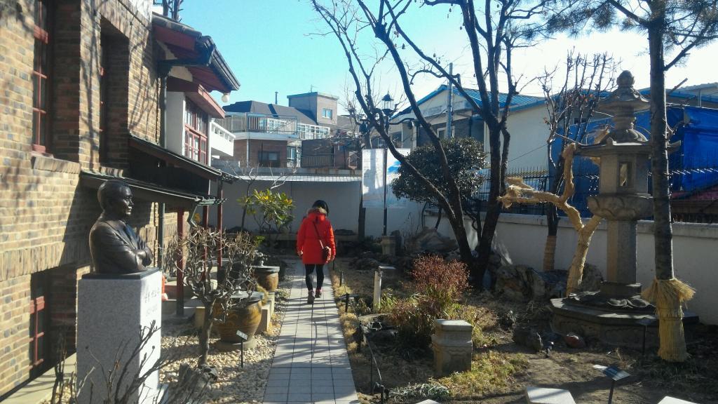 하루 늦은 WalkingSeoul 개학 참석 - 서촌西村과 인왕산仁旺山 ...